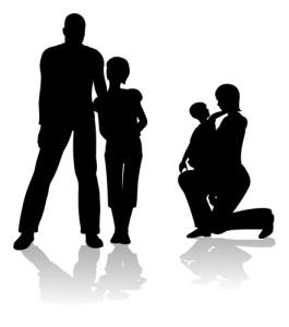 gesprek scheidingsboodschap kinderen